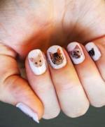 Summer Nail Art Designs For Short Nails 004