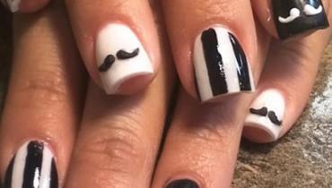 Summer Nail Art Designs For Short Nails 005