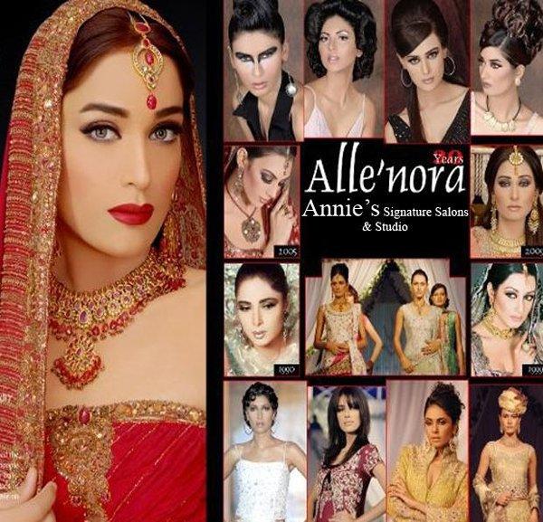 Top Pakistani Beauty Salons For Bridal Makeup 001
