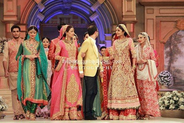 Top Pakistani Designers For Bridal Dresses 003