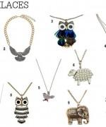 Trend Of Animal Jewellery 2014 For Women 0010