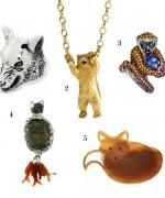 Trend Of Animal Jewellery 2014 For Women 009