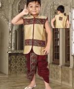 Trends Of Mehndi Dresses 2014 For Kids 001