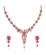 Trends Of Necklace Stones Designs For Women 0013