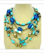 Trends Of Necklace Stones Designs For Women 0014