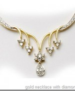 Trends Of Necklace Stones Designs For Women 002