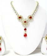Trends Of Necklace Stones Designs For Women 003
