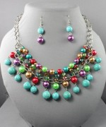 Trends Of Necklace Stones Designs For Women 007