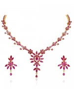 Trends Of Necklace Stones Designs For Women 008
