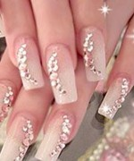 Trends Of Wedding Nail Art Designs 2014 For Women 001