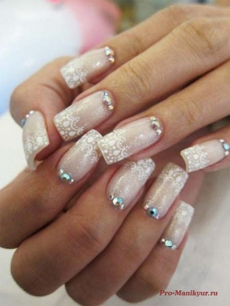 Trends Of Wedding Nail Art Designs 2014 For Women 005