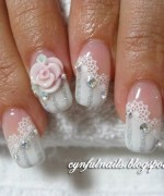 Trends Of Wedding Nail Art Designs 2014 For Women 009