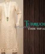 Turquoise Mid Summer Dresses 2014 For Girls 4