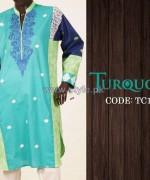Turquoise Mid Summer Dresses 2014 For Women 10