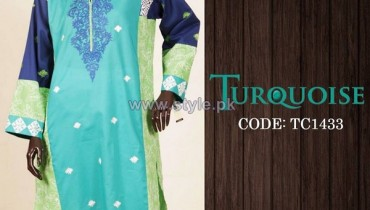 Turquoise Mid Summer Dresses 2014 For Women 10