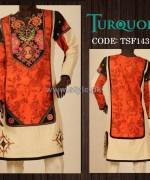 Turquoise Mid Summer Dresses 2014 For Women 8