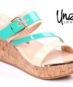 Unze Footwear Designs 2014 For Women 0010