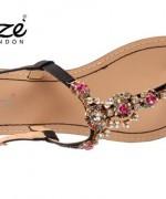 Unze Footwear Designs 2014 For Women 003