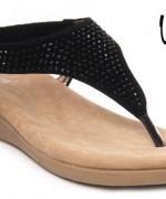 Unze Footwear Designs 2014 For Women