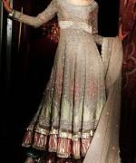 Wedding Anarkali Frocks 2014 For Walima Brides 0010