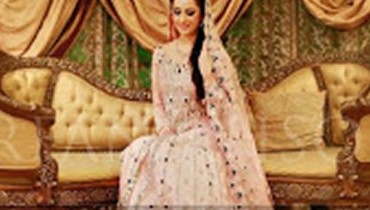Wedding Anarkali Frocks 2014 For Walima Brides 002