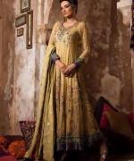 Wedding Anarkali Frocks 2014 For Walima Brides 003