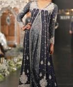 Wedding Anarkali Frocks 2014 For Walima Brides 005