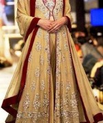 Wedding Anarkali Frocks 2014 For Walima Brides 006
