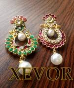 Xevor New Earrings Designs 2014 For Women 001