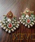 Xevor New Earrings Designs 2014 For Women 0013