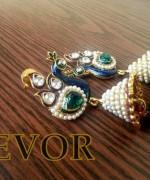 Xevor New Earrings Designs 2014 For Women 0014