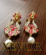 Xevor New Earrings Designs 2014 For Women 002