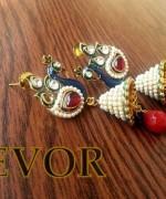 Xevor New Earrings Designs 2014 For Women 004