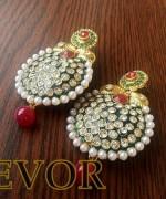 Xevor New Earrings Designs 2014 For Women 006