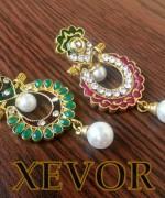 Xevor New Earrings Designs 2014 For Women 009