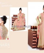 Zunaira's Lounge Eid-Ul-Azha Dresses 2014 For Girls 1