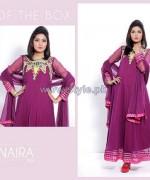 Zunaira's Lounge Eid-Ul-Azha Dresses 2014 For Girls 3