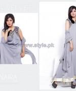 Zunaira's Lounge Eid-Ul-Azha Dresses 2014 For Women 9