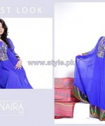 Zunaira's Lounge Formal Dresses 2014 For Women 5