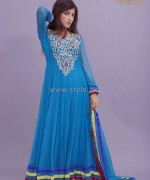 Zunaira's Lounge Formal Dresses 2014 For Women 6