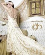 Ahsan Hussain Gold Line 2014 For Women 1