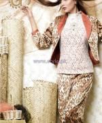 Ahsan Hussain Gold Line 2014 For Women 2
