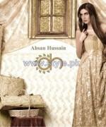 Ahsan Hussain Gold Line 2014 For Women 3