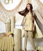 Ahsan Hussain Gold Line 2014 For Women 6