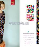 Al-Hamra Textiles Kids Dresses 2014 For Mid Summer 5