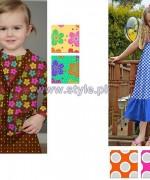 Al-Hamra Textiles Kids Dresses 2014 For Summer 10