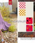 Al-Hamra Textiles Kids Dresses 2014 For Summer 12