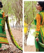 Amna Ismail Imperial Lawn Dresses 2014 For Mid Summer 2