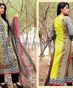Amna Ismail Imperial Lawn Dresses 2014 For Mid Summer 3