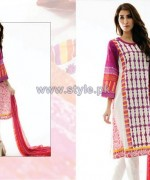 Amna Ismail Imperial Lawn Dresses 2014 For Mid Summer 5